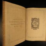1624 Vulgate Bible Sixto Clementine Lucas Correction Catholic PLANTIN Huge Folio