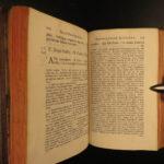 1720 ALIENS Prodigies Superstition Astrology UFOs! Wonders ROME Julius Obsequens