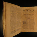 1637 Elias of Saint Teresa Triumphant Soldier Catholic Spiritual Warfare FOLIO