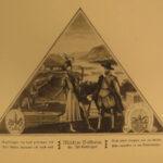 1889 Dance of DEATH Illustrated Skeletons Todten-Tantz Occult Macabre Meglinger