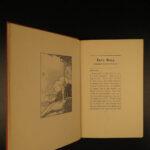 1906 1st Mark Twain EVE'S DIARY Bible Genesis Fall of Man Creation Illustrated