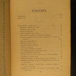 1898 1ed Clara Barton Red Cross Nursing CIVIL WAR Medicine Texas Illustrated