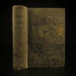 1891 1ed Indian Horrors Native American Massacres Sitting Bull Illustrated WARS