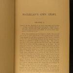 1887 Civil War 1st ed George McClellan Own Story Union General Slavery Lincoln