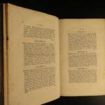 1848 Yucatan Incidents of Travel John Stephens MAYA Chiapas 2v Mayan Archaeology