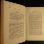 1853 Life of George Fox QUAKERS Works & Letters Society of Friends Janney