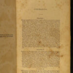 1844 Life Joseph Brant Thayendenegea Native American Indian Mohawk American Rev