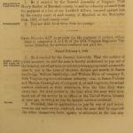 1863 1ed CONFEDERATE Acts Virginia 1862 Civil War SLAVERY Laws Voting Wheeling