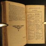 1639 Sallust Catiline Conspiracy WAR Rome Jugurthine War Historiae Pontanus