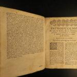 1686 Spanish Antonio de Molina Spiritual Exercises Catholic Carthusian Zaragoza