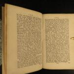 1735 1ed Sense of an Englishman WHIGS TORIES British Political Reform Jacobite