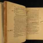 1564 1ed Greek & Roman Poetry Accius Ennius Pacuvius Estienne Stephanus Poetarum