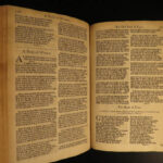 1687 EXQUISITE Geoffrey CHAUCER Canterbury Tales Speght English Black Letter