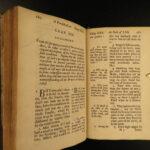 1679 English BIBLE Simon Patrick JOB Old Testament Protestant anti-Catholic
