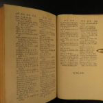 1772 Greek New Testament Bible Lexicon Latin Grammar London John Dawson