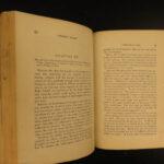 1865 1st ed Sabre 19mo Prisoner of War Confederate CIVIL WAR Prisons Libby