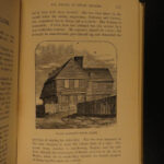 1894 New England Legends Folk Lore Witchcraft Witches Ghosts Occults Drake
