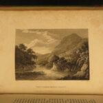 1807 Killarney IRELAND Scenery Landscapes Illustrated IRISH Castles Weld RARE