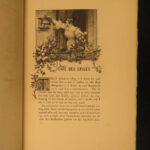 1897 New Orleans SIGNED Old Creole Days by GW Cable Slavery Racism Louisiana
