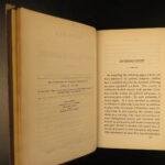 1860 1ed Founding Father Patriots on SLAVERY George Washington Abolition Slaves