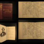 1884 1ed Confederate War Papers General Gustv Smith Battle Seven Pines Civil War