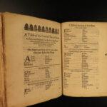 1655 Prideaux ENGLISH Histories Caligula Nero Henry Alexander Great Nicene Creed