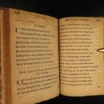 1668 Poems of Edmund Waller English Poetry Caroline Court Dryden Influence