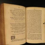 1669 JESUIT Moral Practices Loyola Catholic Missions Jansenist Cambout Elzevier