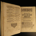1712 Chrysogonus Mundi Mariani Mariology Virgin Mary Infinite Power Catholic