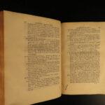 1684 1ed RARE Numismatics Ancient Coins Nummi Antiqui Dictionary Medals Hardouin