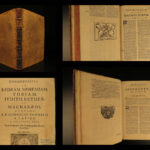 1669 Bible Commentary on Ezra Nehemiah Jesuit Cornelius Lapide Apocrypha FOLIO