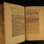1696 LAW 1st Raymond Reports British Court Cases Criminal Charles II England