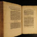 1675 1ed LAW Reports of Sir William Jones Britain England Judge Ireland Cromwell