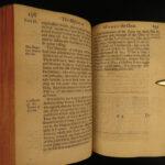 1663 1ed ENGLISH History Henry IV of France Bourbon Perefixe Beautiful BINDING