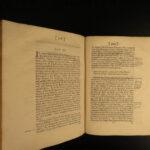 1690 1ed John Overall Convocation Church of England King James Gunpowder Plot