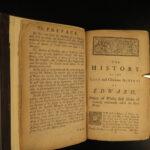 1740 1ed Black Prince Edward of Wales Hundred Years' War Edward III John Gaunt