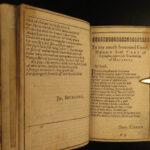 1638 Romulus and Tarquin by Malvezzi Kings of ROME Machiavelli Politics ENGLISH
