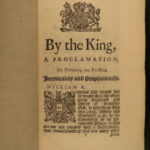 1699 1ed Reformation of Manners Anglican Josiah Woodward Ethics Moral Penal Laws