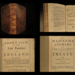 1681 English Civil WAR 1ed Dugdale Troubles in England French Wars of Religion