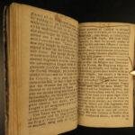 1690 1ed Secret History Charles II James II England Catholic Protestant English