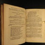 1658 Cornelius Nepos Lives ROME Roman Lawyers Philosophy Cato the Elder Hackiana