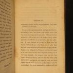 1839 1ed Revolutionary WAR Letters of Eliza Wilkinson American George Washington