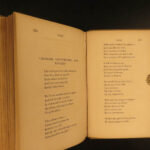 1865 1ed Henry David Thoreau Letters Transcendentalism Philosophy R.W. Emerson