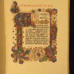 1910 1ed Illuminated Vailima Prayers Robert Louis Stevenson Sangorski ART