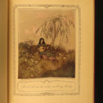 1910 EXQUISITE Sleeping Beauty Fairy Tales DULAC Art Cinderella Quiller-Couch