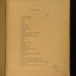 1861 RARE Gall Inglis ATLAS Geography China America Australia 31 COLOR MAPS