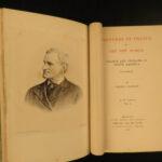 1897 Francis Parkman Oregon Trail Pioneer America INDIAN Wars Jesuits 20v BEAUTY