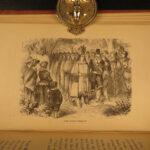 1874 Indian Wars 1ed Heroism of Hannah Duston & Native American TORTURE
