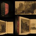 1868 1ed IRELAND History Irish Colonial AMERICA & SLAVERY Catholics Illustrated