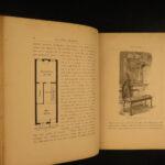 1878 Victorian House Beautiful Interior Design Architecture Art Furniture